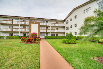 Boca Raton Condo For Sale: 397 Mansfield J