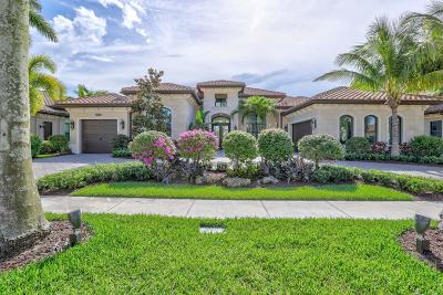 Delray Beach Single Family Home For Sale: 16769 Crown Bridge Drive