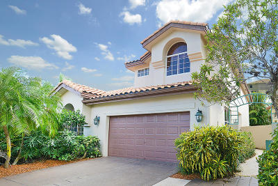 Boca Raton FL Single Family Home For Sale: $249,000