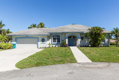 Boynton Beach Rental For Rent: 907 SW 37th Court