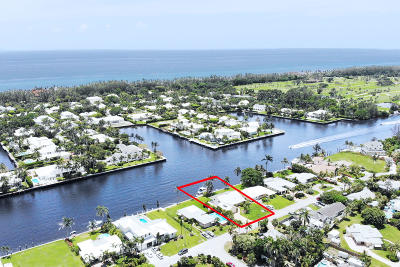 Delray Beach Single Family Home For Sale: 3117 Karen Drive