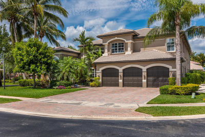 Boca Raton Single Family Home For Sale: 19219 Creekshore Court