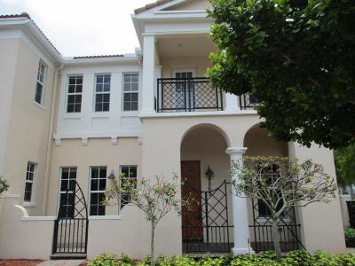 Boca Raton Townhouse For Sale: 8265 NW 8th Way