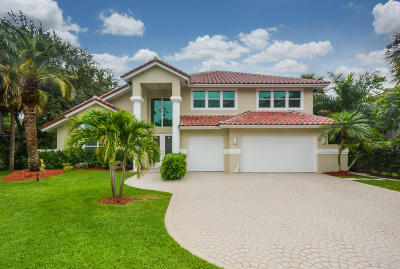 Boca Raton FL Single Family Home For Sale: $1,249,000