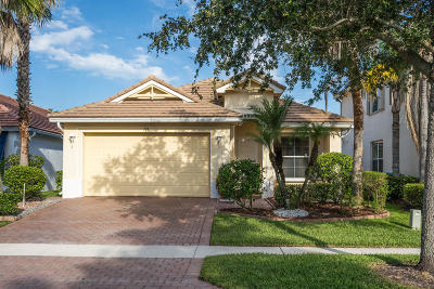 Royal Palm Beach Single Family Home For Sale: 708 Belle Grove Lane