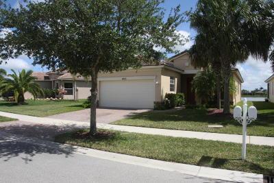 Port Saint Lucie Single Family Home For Sale: 9773 SW Eastbrook Circle