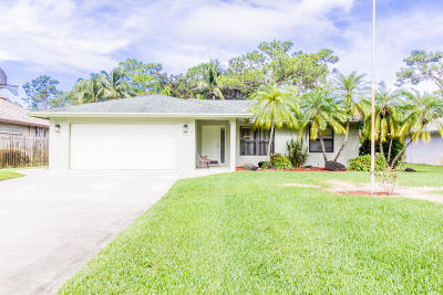 Lake Worth Single Family Home For Sale: 5547 1st Road