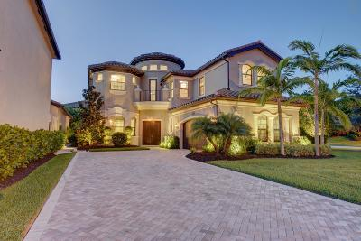 Delray Beach Single Family Home For Sale: 8199 Lost Creek Lane