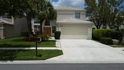 Lake Worth Single Family Home For Sale: 7469 Sally Lyn Lane