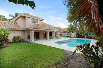 Palm Beach Gardens Single Family Home For Sale: 103 Eagleton Lane