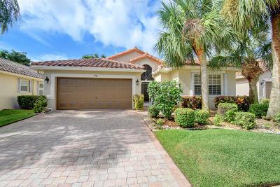 Boynton Beach Single Family Home For Sale: 6928 Lismore Avenue