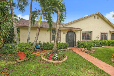 Boca Raton FL Single Family Home For Sale: $229,788