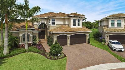 Boynton Beach Single Family Home For Sale: 8224 Venosa Haven Terrace