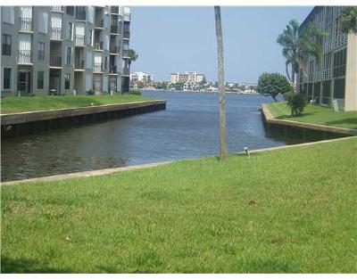 Lantana Condo For Sale: 200 Waterway Drive S #203