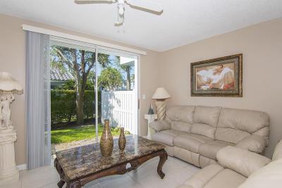 Boca Raton Townhouse For Sale: 1066 E Jeffery Street
