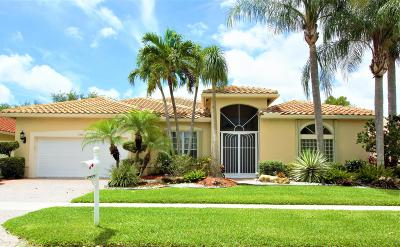 Boynton Beach Single Family Home For Sale: 5406 Landon Circle