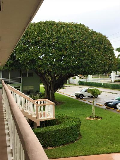 West Palm Beach Condo For Sale: 15 Easthampton A