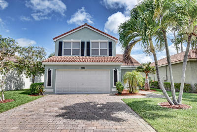 Delray Beach Single Family Home For Sale: 5552 American Circle