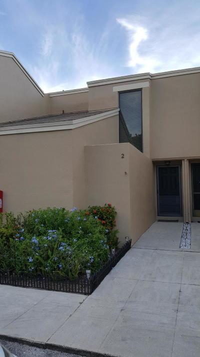 Boca Raton Condo For Sale: 1169 NW 13th Street #2