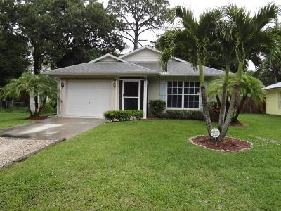 Vero Beach Single Family Home For Sale: 186 49th Avenue