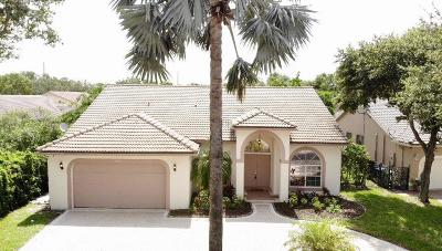Coral Springs Single Family Home For Sale: 5545 NW 57th Terrace
