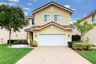 Greenacres FL Single Family Home For Sale: $329,000