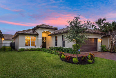 Lake Worth Single Family Home For Sale: 7084 Damita Drive