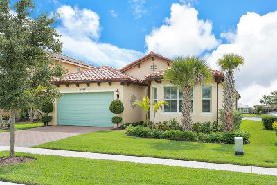 Royal Palm Beach Single Family Home For Sale: 2920 Bellarosa Circle