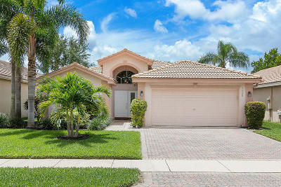Boynton Beach Single Family Home For Sale: 7330 Kea Lani Drive