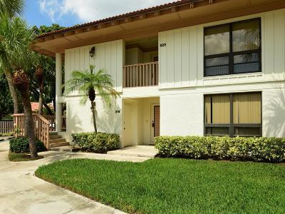 Palm Beach Gardens Condo For Sale: 319 Brackenwood Circle