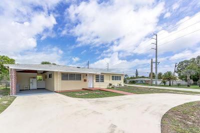 Lake Park Single Family Home For Sale: 307 E Jasmine Drive