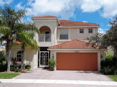 Port Saint Lucie Single Family Home For Sale: 11398 SW Stockton Place
