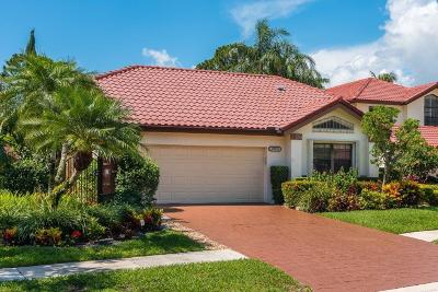 Boca Raton Single Family Home For Sale: 21879 Town Place Drive