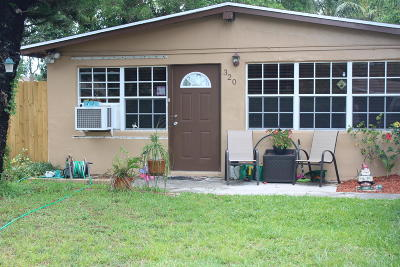 Boca Raton Single Family Home For Sale: 320 Ipswich Street