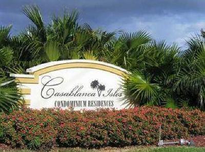 Boynton Beach Condo For Sale: 815 W Boynton Beach Boulevard #14-205