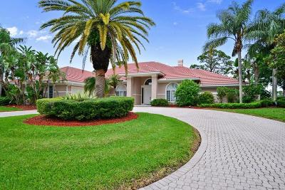 Port Saint Lucie Single Family Home For Sale: 629 SW Palmetto Cove