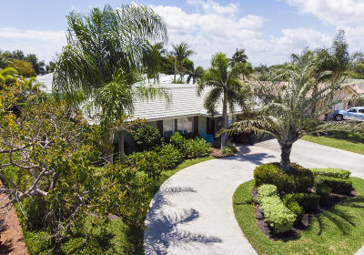 Delray Beach Single Family Home For Sale: 618 Sunshine Drive