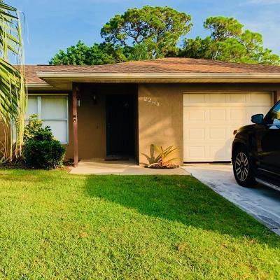Stuart Single Family Home For Sale: 2268 SE Harrison Street