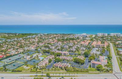 Jupiter Townhouse For Sale: 1605 S Us Highway 1 #105m1