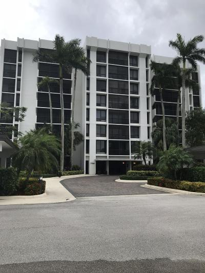 Boca Raton Condo For Sale: 7754 Lakeside Boulevard #484