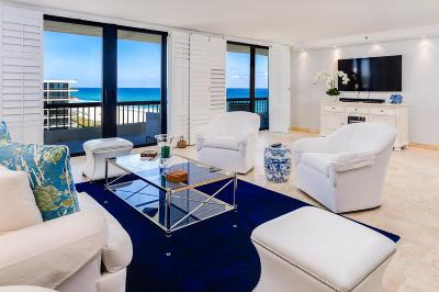 Beach Point Condo Rental For Rent: 2660 S Ocean Boulevard #702s