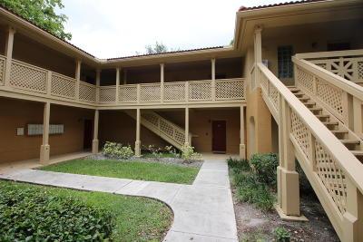 West Palm Beach Condo For Sale: 4879 Via Palm Lakes #610