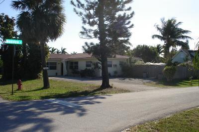 West Palm Beach Single Family Home For Sale: 1815 Florida Mango Road
