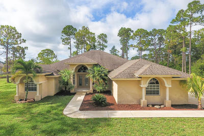 West Palm Beach Single Family Home For Sale: 13290 76th Road
