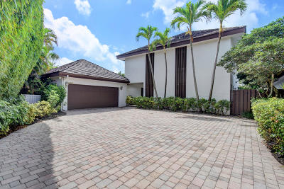Boca Raton Single Family Home For Sale: 20657 Linksview Circle