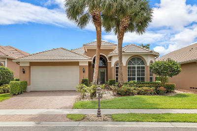 West Palm Beach Single Family Home For Sale: 7948 Sandhill Court