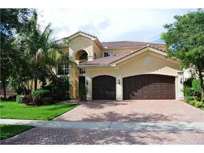 Boynton Beach Rental For Rent: 11169 Sunset Ridge Circle