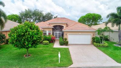 Delray Beach Single Family Home For Sale: 7460 Viale Michelangelo
