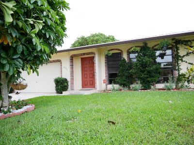 Delray Beach Single Family Home For Sale: 6359 Sleepy Willow Way