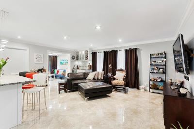 Boynton Beach Condo For Sale: 3200 Park Lane #D